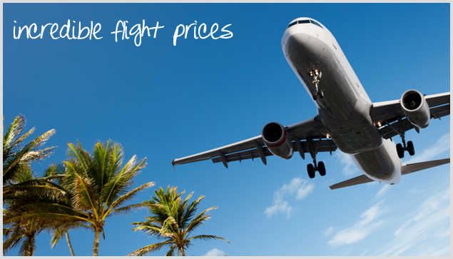 Holiday Supermarket Flight-Incredible Flight Prices